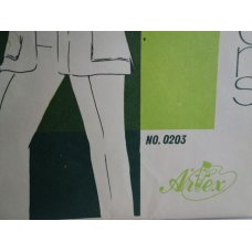 ARTEX Fashion Transfers Pattern 0203