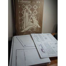 Folkwear Sewing Pattern 101