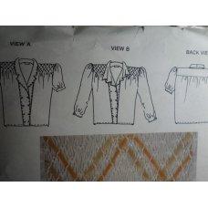 Smickety Smocks Lynn Jane Sewing Pattern