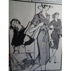 Stretch & Sew Sewing Pattern 1560