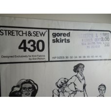 Stretch & Sew Sewing Pattern 430