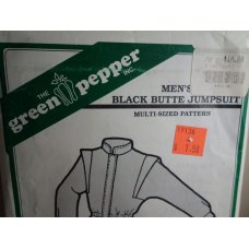 The Green Pepper Sewing Pattern 36