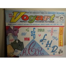 Vogart Transfer Patterns 122
