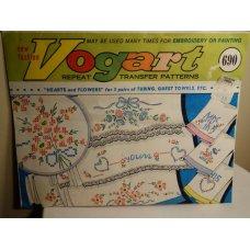 Vogart Transfer Patterns 690