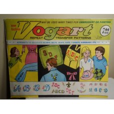 Vogart Transfer Patterns 722