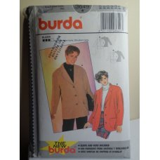 Burda Sewing Pattern 3649