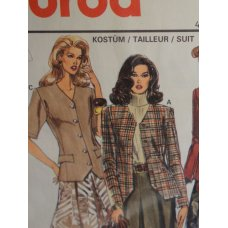 Burda Sewing Pattern 3848