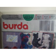 Burda Sewing Pattern 4234