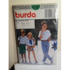 Burda Sewing Pattern 4336