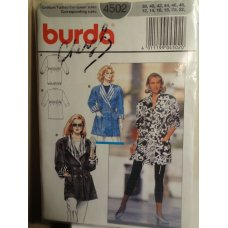 Burda Sewing Pattern 4502