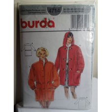 Burda Sewing Pattern 4714