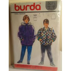 Burda Sewing Pattern 5011