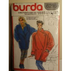 Burda Sewing Pattern 6216