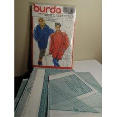 Burda Sewing Pattern 6216
