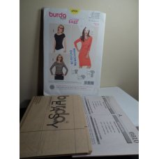 Burda Sewing Pattern 6910
