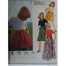 BURDA Sewing Pattern 17558