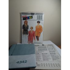Burda Sewing Pattern 4342