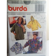 BURDA Sewing Pattern 4416