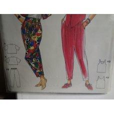 Burda Sewing Pattern 4798