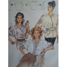 BURDA Sewing Pattern 5140