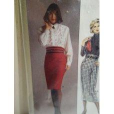 BURDA Sewing Pattern 5269