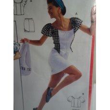 BURDA Sewing Pattern 5711