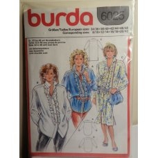 Burda Sewing Pattern 6025