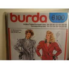 Burda Sewing Pattern 6100