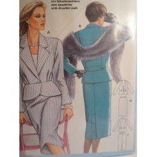 Burda Sewing Pattern 6411