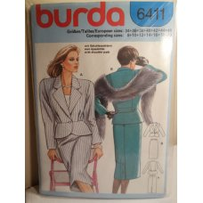 Burda Sewing Pattern 6411