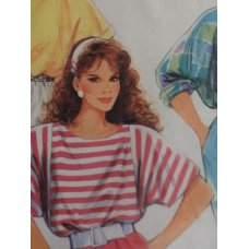 BURDA Sewing Pattern 6522