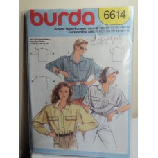 Burda Sewing Pattern 6614
