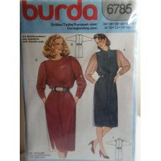 BURDA Sewing Pattern 6785
