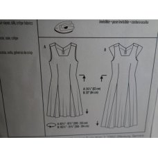 BURDA Sewing Pattern 6806
