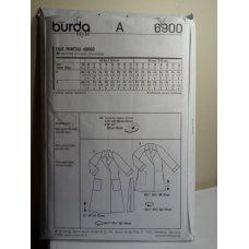 Burda Sewing Pattern 6900