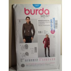 BURDA Sewing Pattern 7027