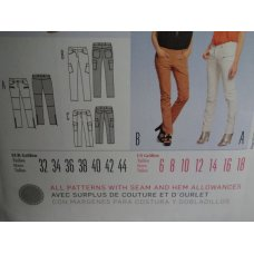 Burda Sewing Pattern 7214