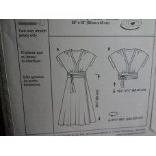 Burda Sewing Pattern 7697