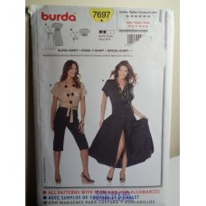 Burda Sewing Pattern 7697