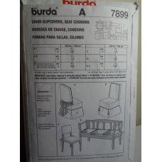 Burda Sewing Pattern 7899