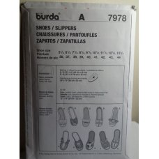BURDA Sewing Pattern 7978