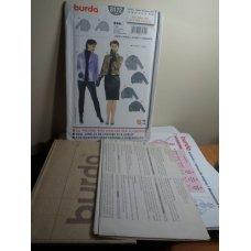 BURDA Sewing Pattern 8172