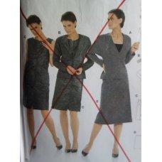 BURDA Sewing Pattern 8261