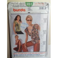 BURDA Sewing Pattern 8361