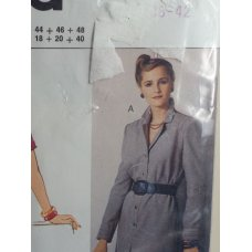 Burda Sewing Pattern 9169