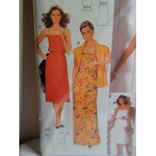 BURDA Sewing Pattern 9382