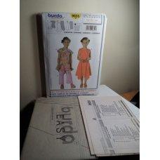 Burda Sewing Pattern 9655