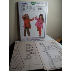 Burda Sewing Pattern 9678