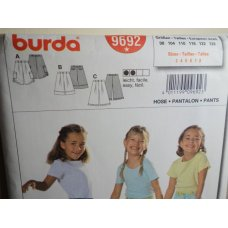 Burda Sewing Pattern 9692