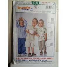 BURDA Sewing Pattern 9793